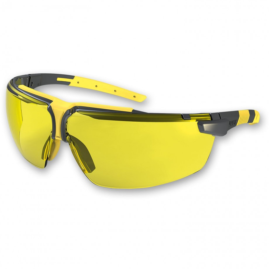 uvex i-3 Safety Spectacles Amber