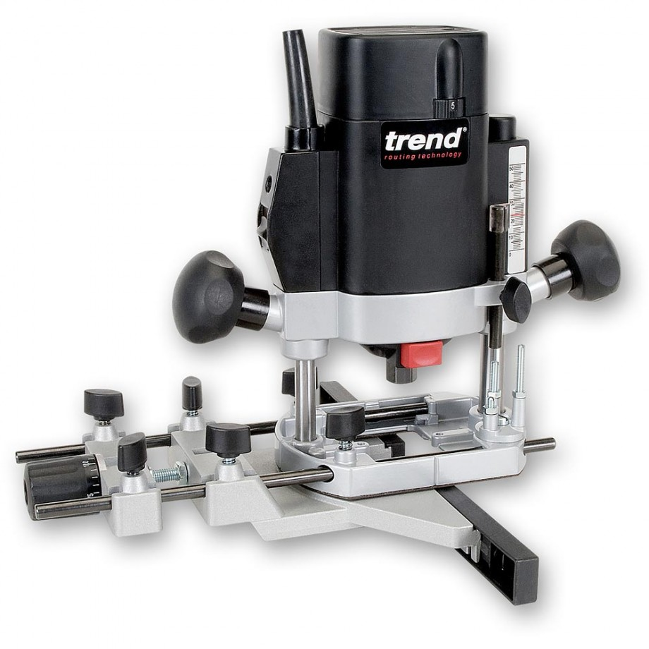 "Trend T5EB 1/4"" Router"