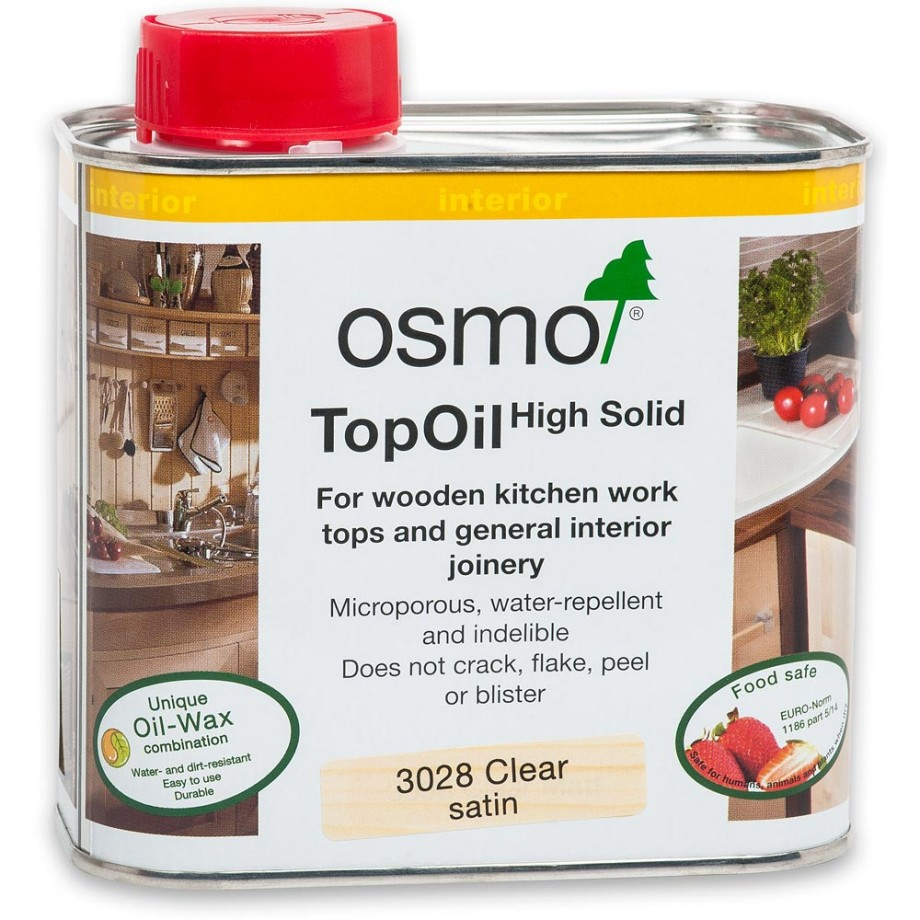 Osmo Top Oil Satin 500ml