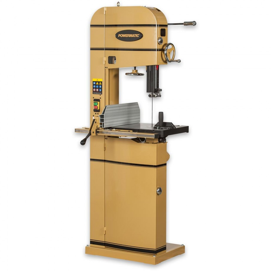 Powermatic Pm1500 Bandsaw Wood Cutting Bandsaws