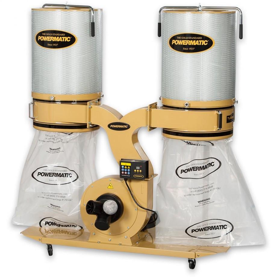 Powermatic PM1900XT 3hp Extractor