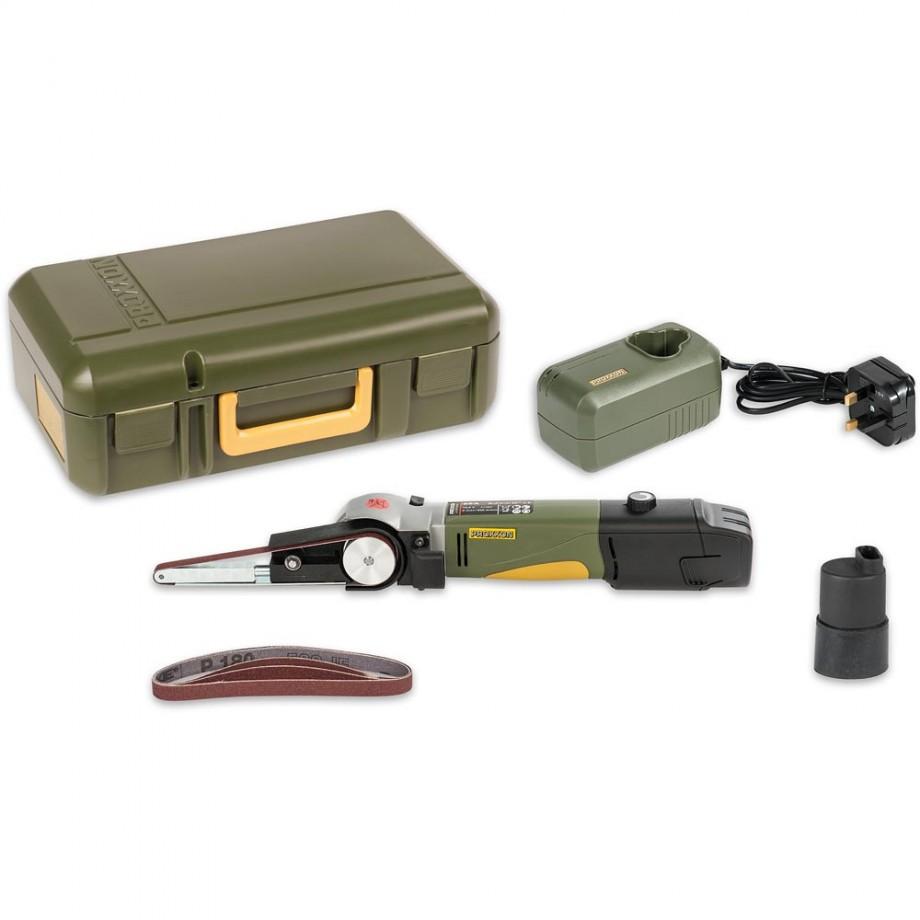 Proxxon Battery-Powered Belt Sander BS/A