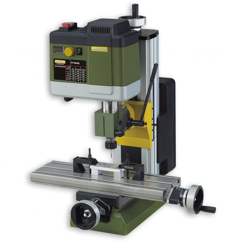 Proxxon FF 500/BL MICRO Mill