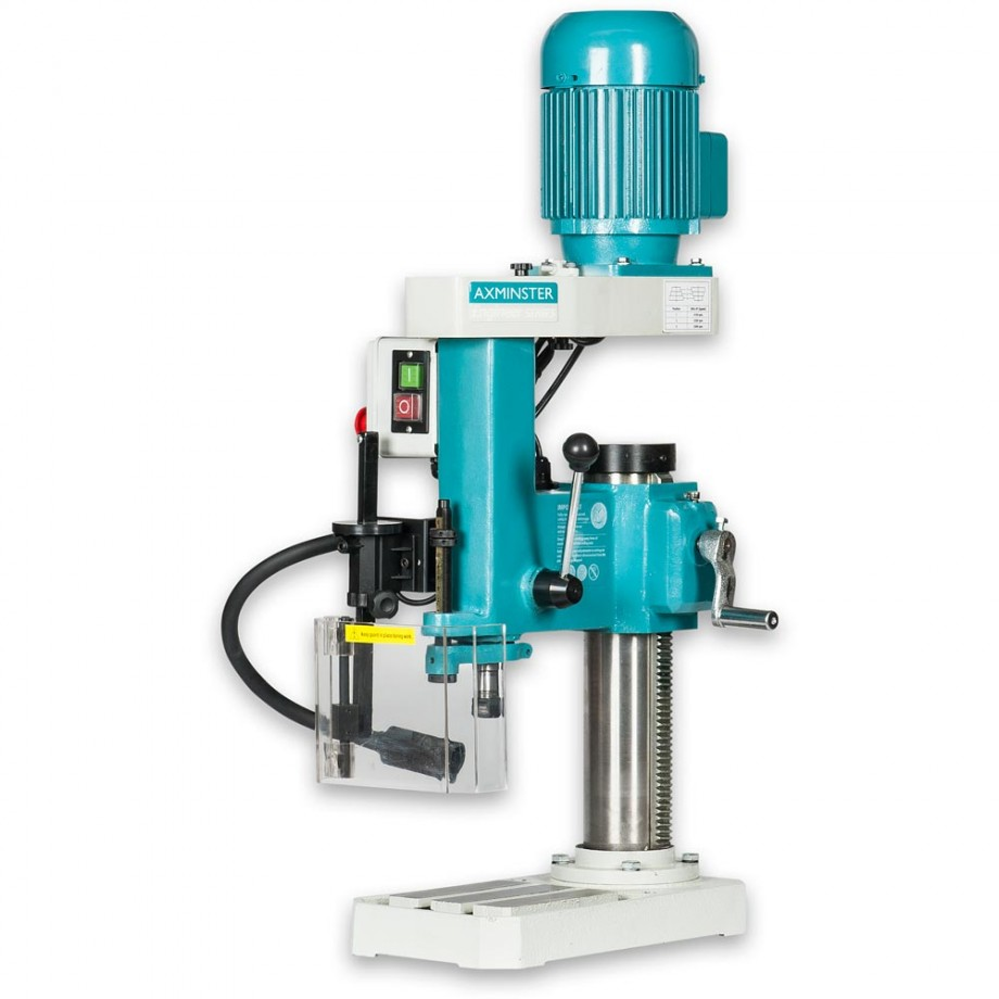 Axminster Engineer Series M-360 Bench Pillar Drill