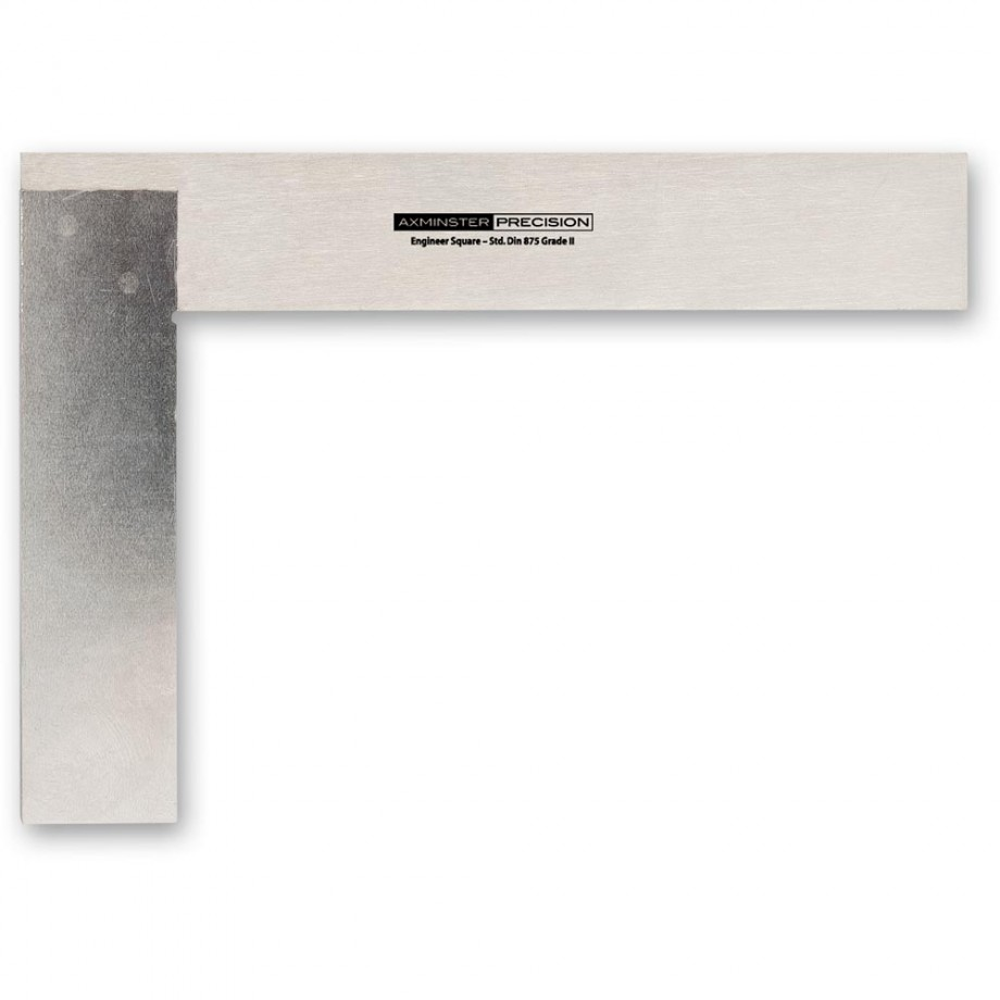 Axminster Precision Engineer's Square 130mm