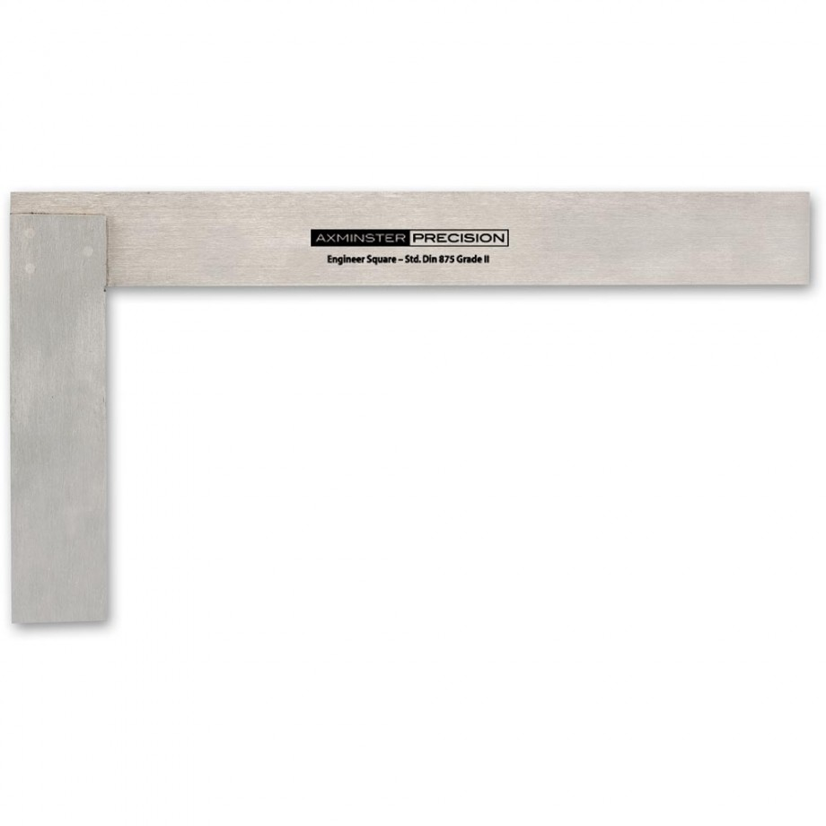 Axminster Precision Engineer's Square 225mm
