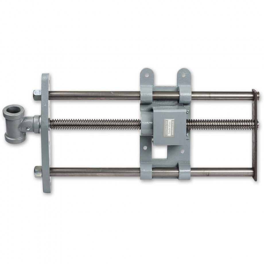 Axminster Trade Quick Release Vice Guide - 470mm