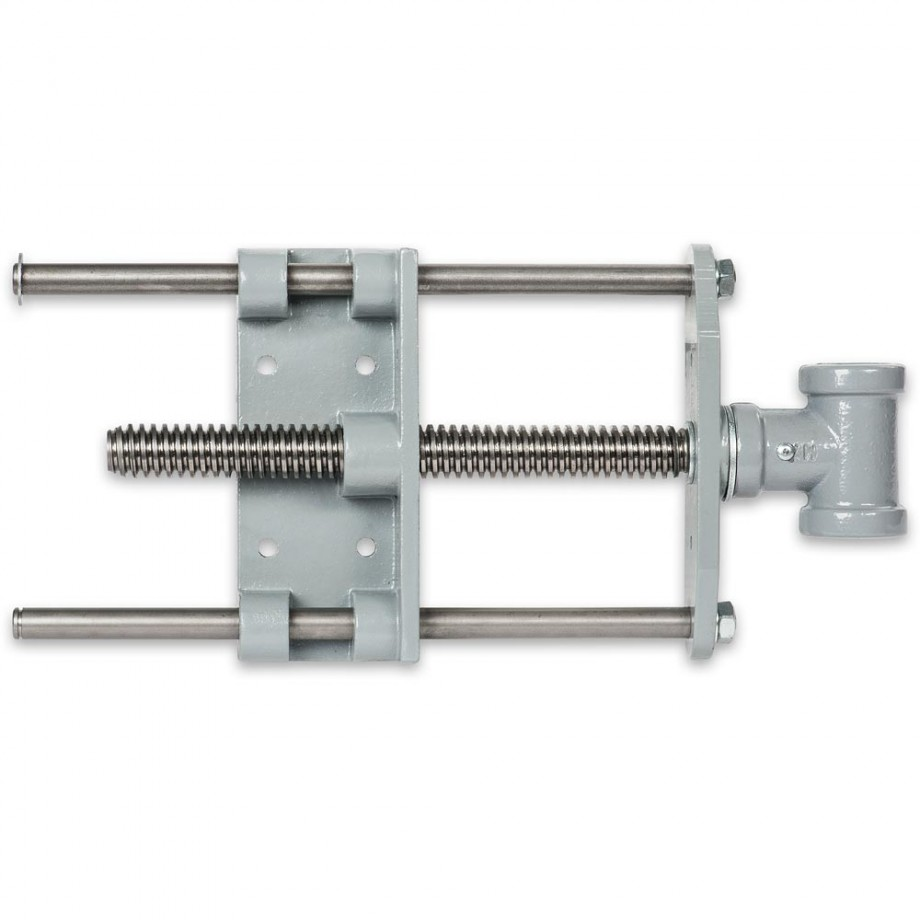 Axminster Trade Vices Plain Screw Vice Guide - 390mm