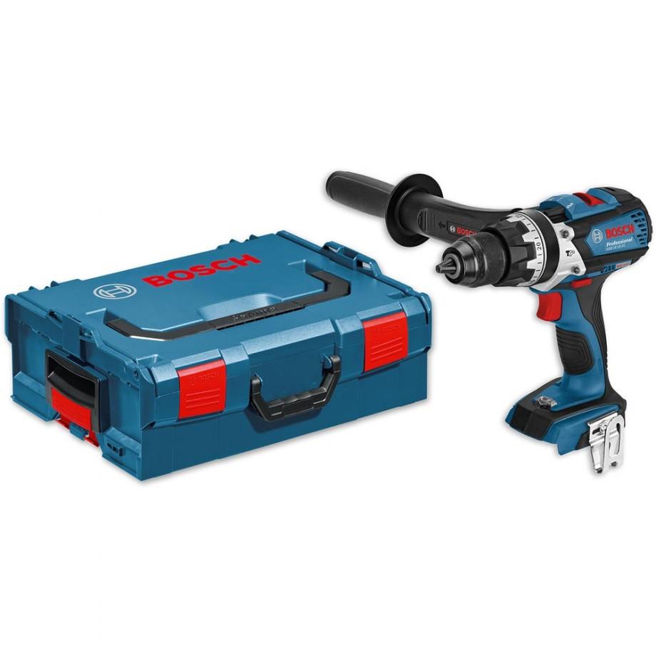 Bosch GSB 18 VE-EC Brushless Combi Drill 18V In L-Boxx (Body Only)