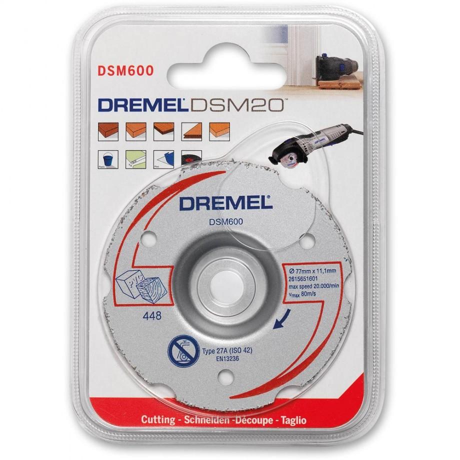 Dremel DSM600 Multipurpose Flush Cutting Wheel