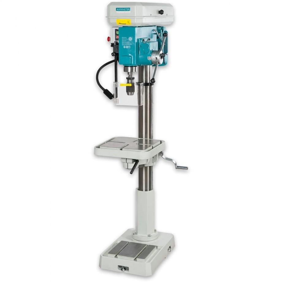 Axminster Engineer Series SB-250 Floor Pillar Drill