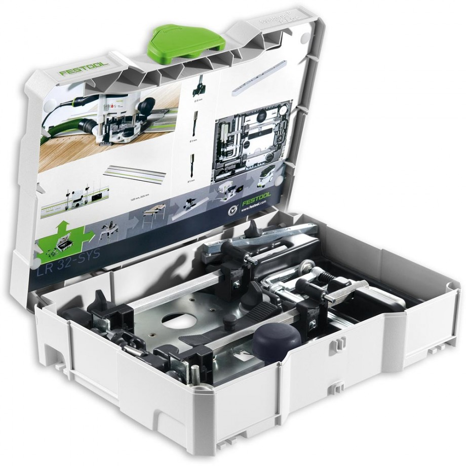 Festool LR 32-SYS Hole Drilling Set