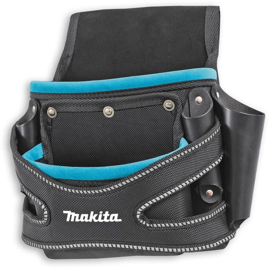 Makita 2 Pocket Fixing Pouch P-71750