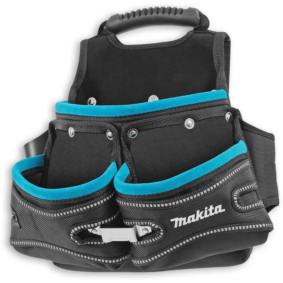 Makita 3 Pocket Fixing Pouch P-71766
