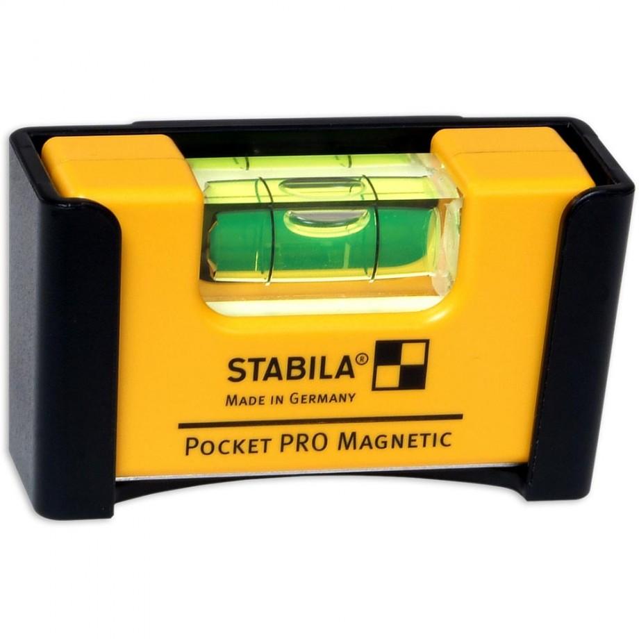 Stabila Pocket Pro Level