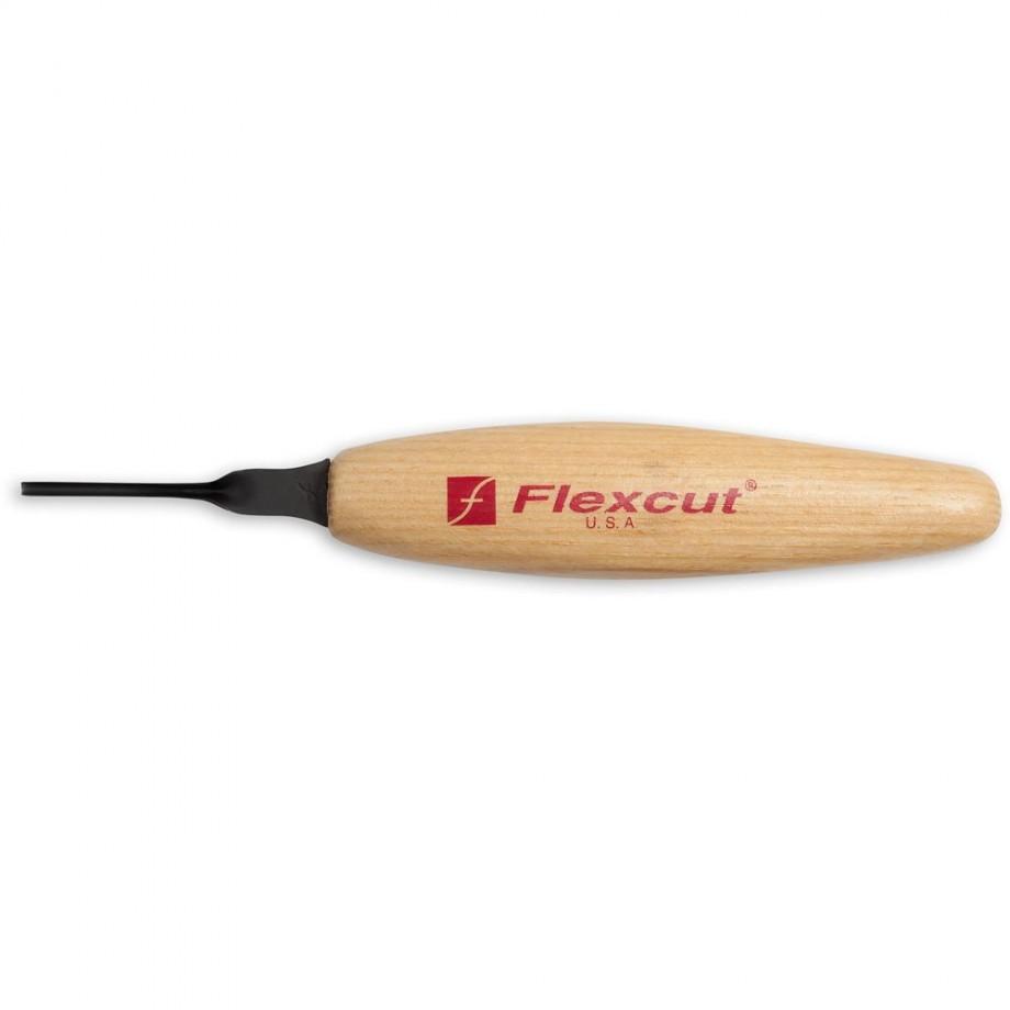 Flexcut 1.5mm Micro Shallow U-Gouge