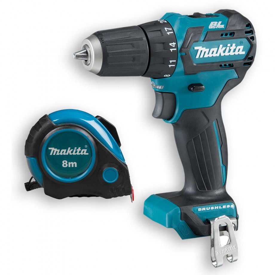 Makita DF332DZ Brushless Drill Driver 10.8V (Body Only)