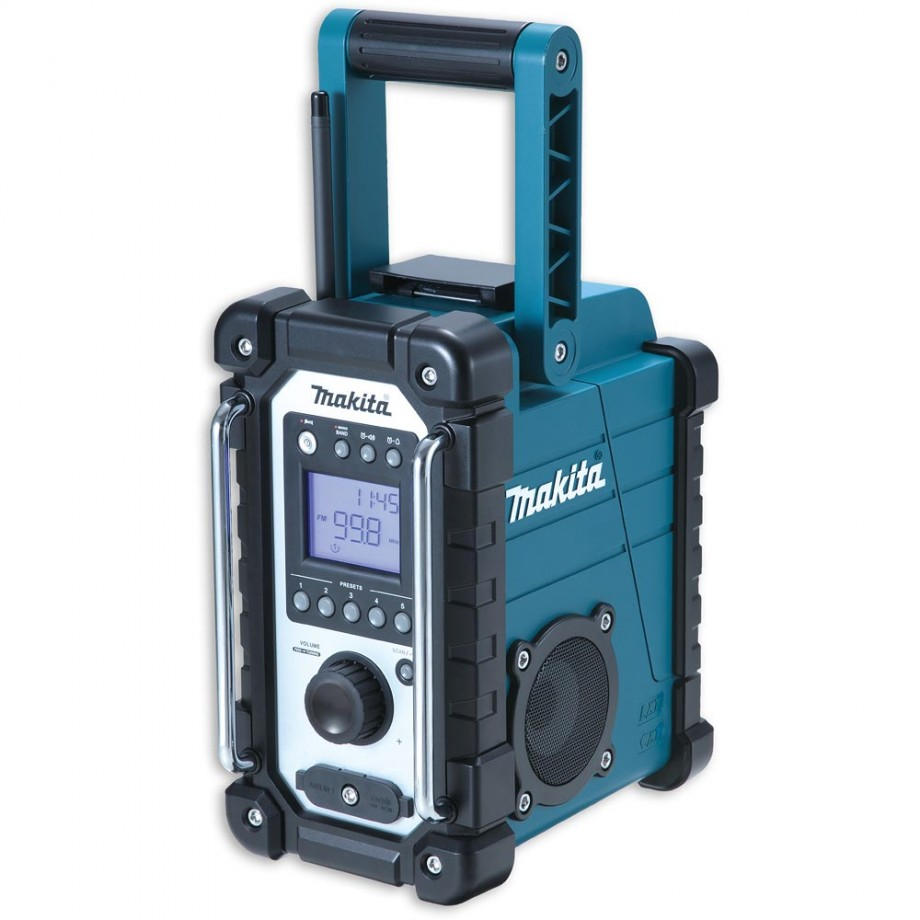 Makita DMR107 Job Site Radio (10.8V-18V)