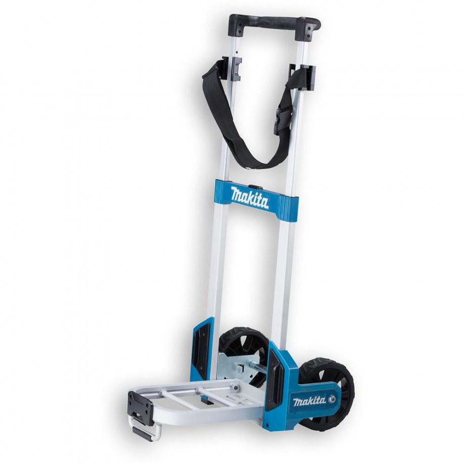 Makita Foldable MakPac Transporter Trolley