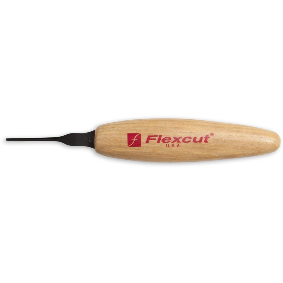 Flexcut 90 deg. x 1.5mm Micro Parting Tool