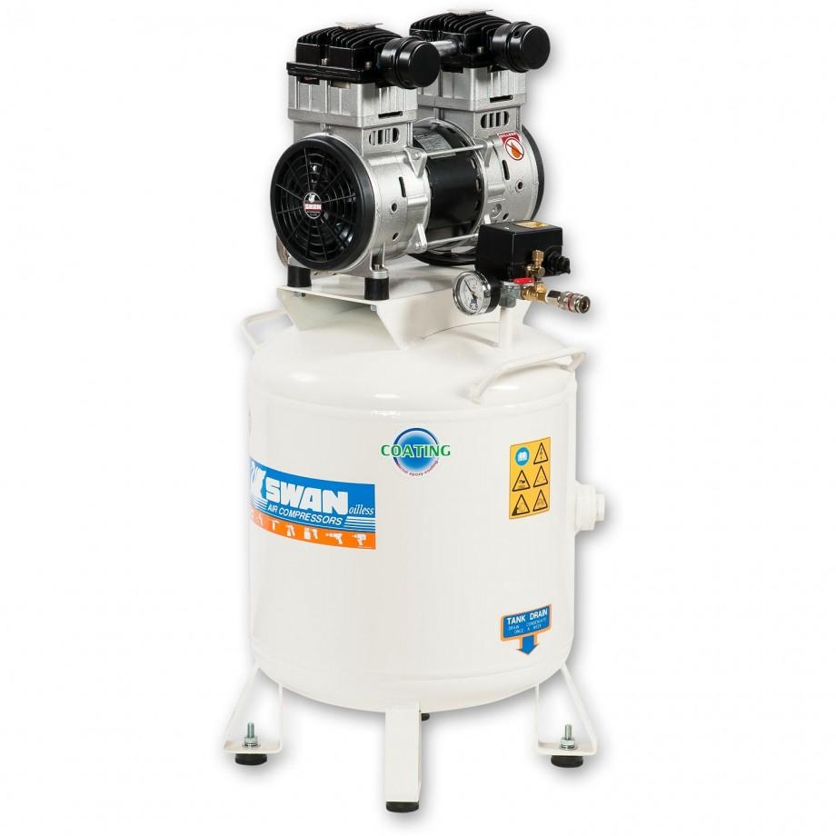 Swan DRS-215-50 Oil Free Low Noise Compressor
