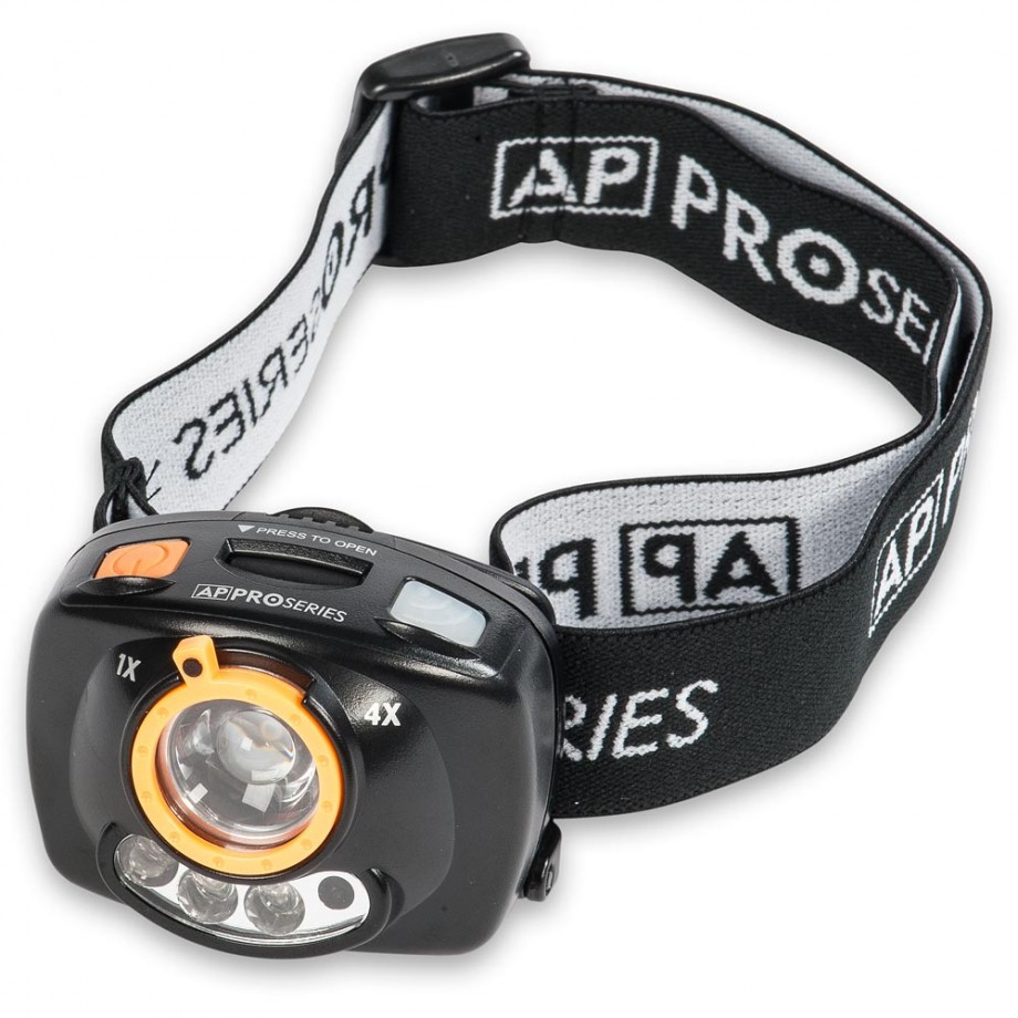 Active 150 Lumens Head Torch