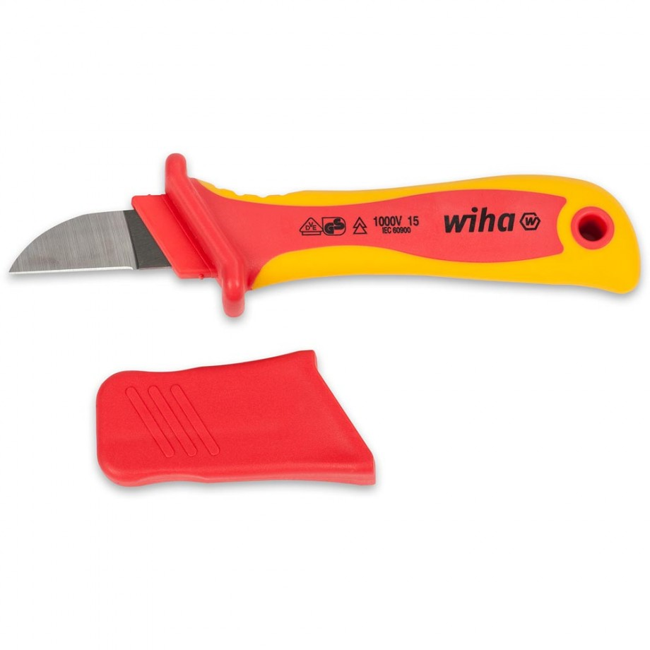 Wiha Cable Stripping Knife