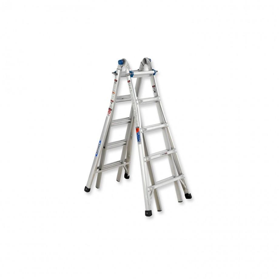 Werner 2.88m Telescopic Combination Ladder MT12 (4 x 3)