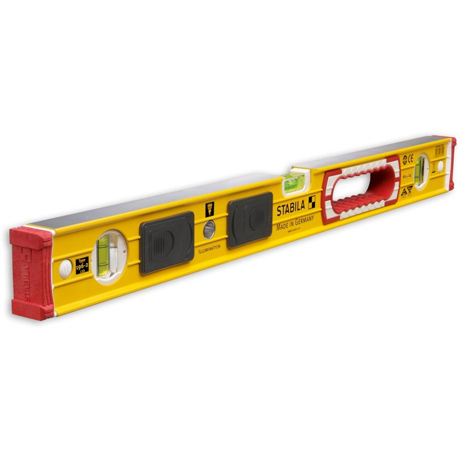 Stabila 196-2-Led 120cm Illuminated Level