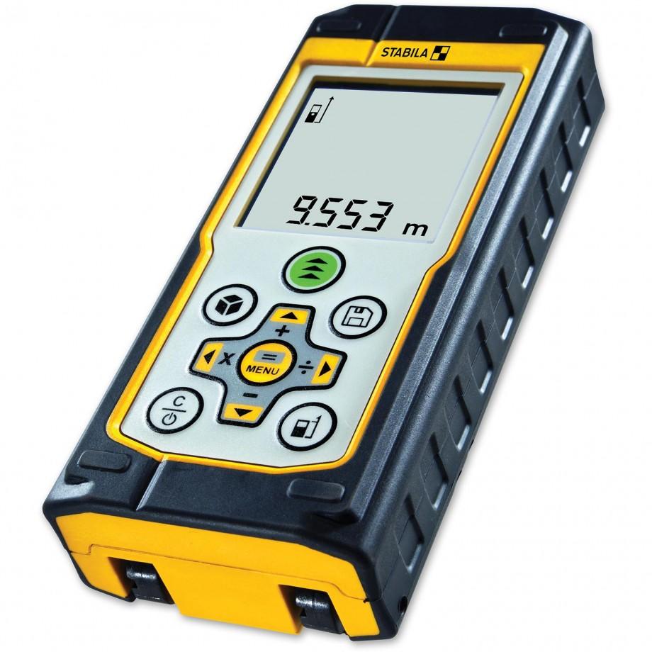 Stabila LD420 Laser Distancer (80m Range)