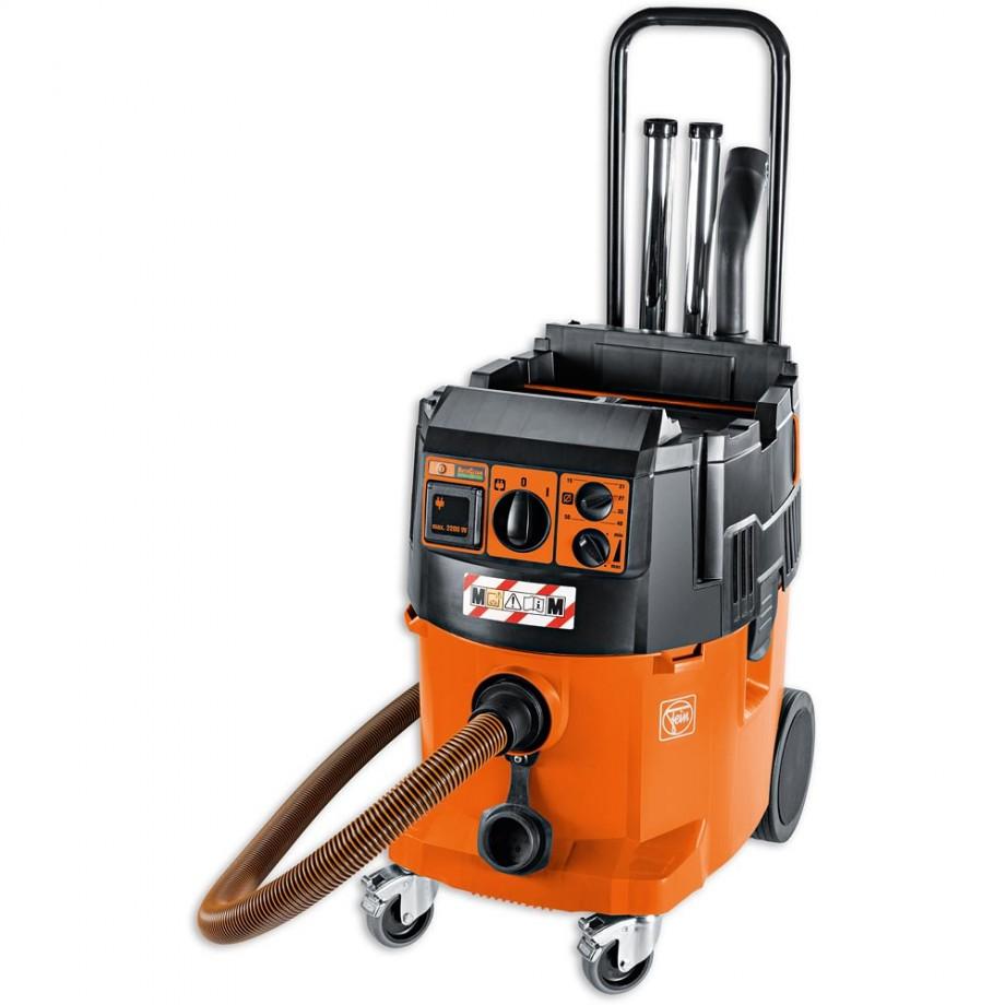 FEIN Dustex 35MX AC Auto Clean Extractor Wet & Dry 110V