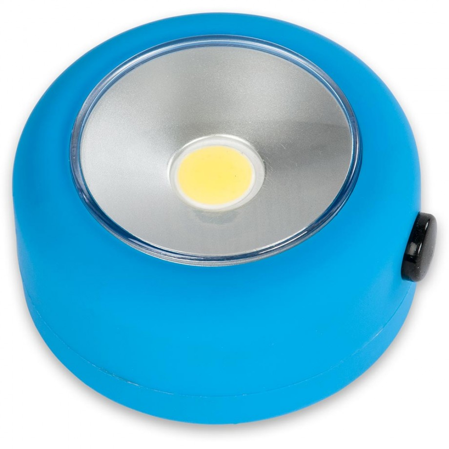 Active Cob LED Round Hand Light with Hook
