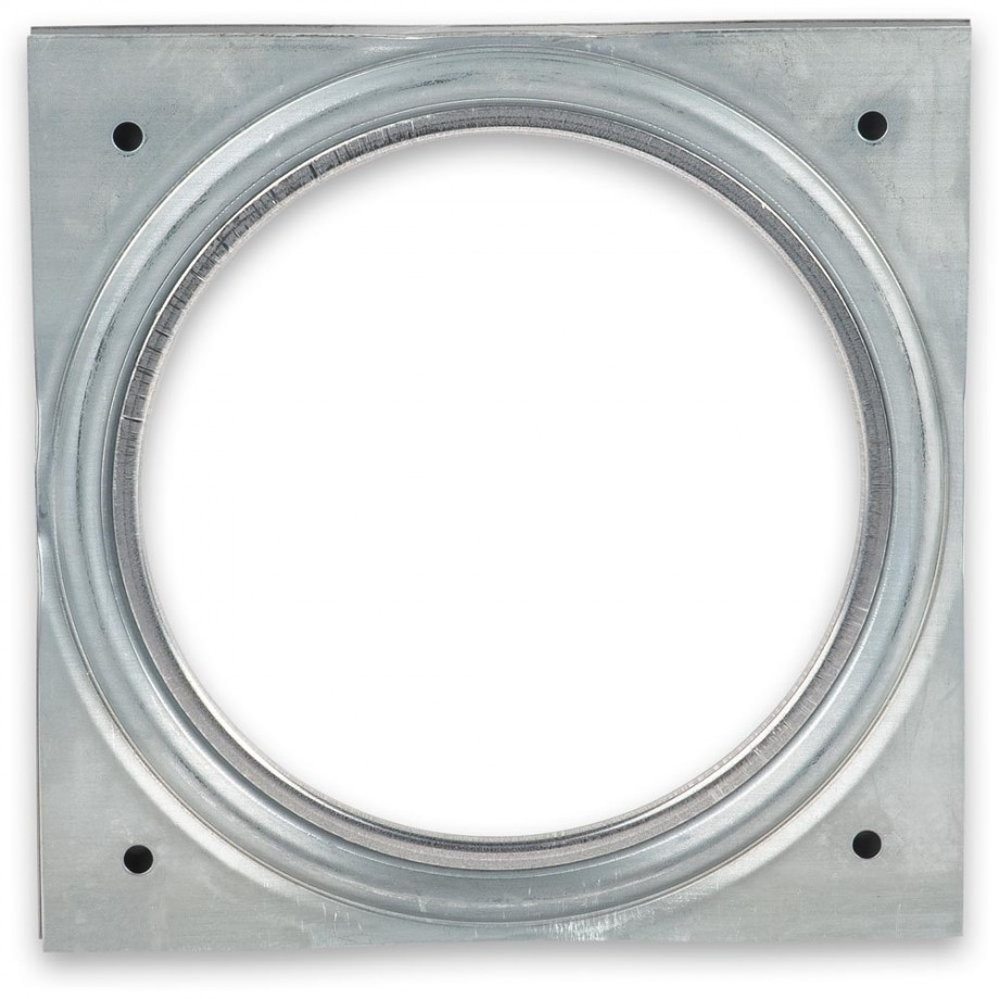 Triangle Lazy Susan Bearing - 150mm Square (Greased)
