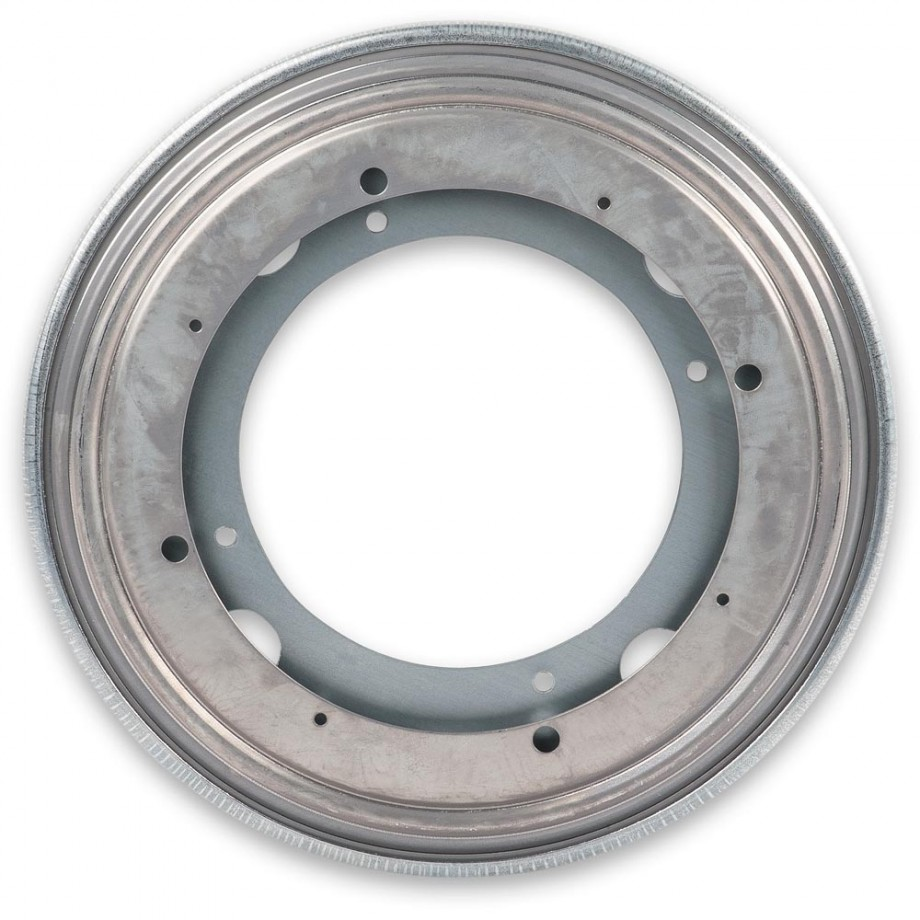 Triangle Lazy Susan Bearing - 225mm Round (Greased)