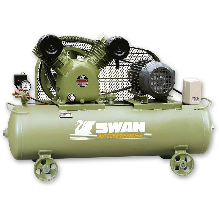 Swan SVP-205 5hp Compressor
