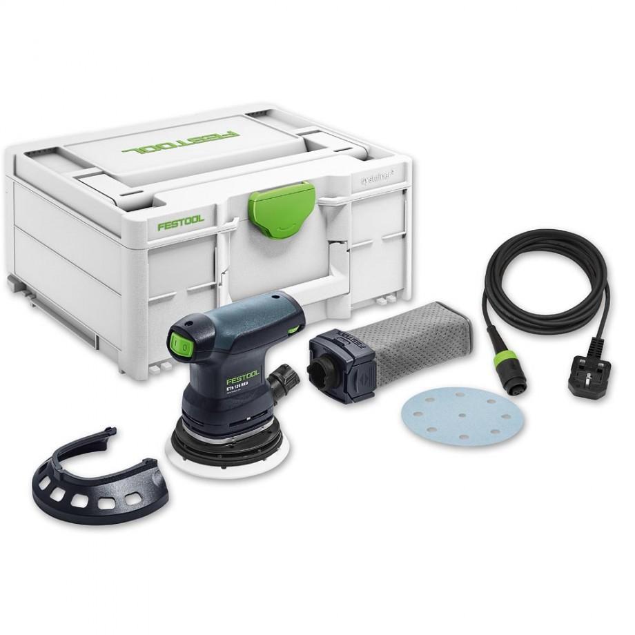 Festool ETS 125 REQ-Plus Eccentric Orbit Sander