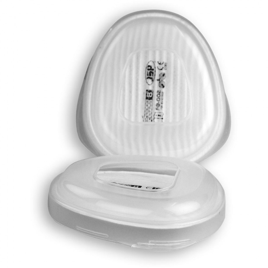JSP Force™ 8 and 10 Dust Filters - Set of 2