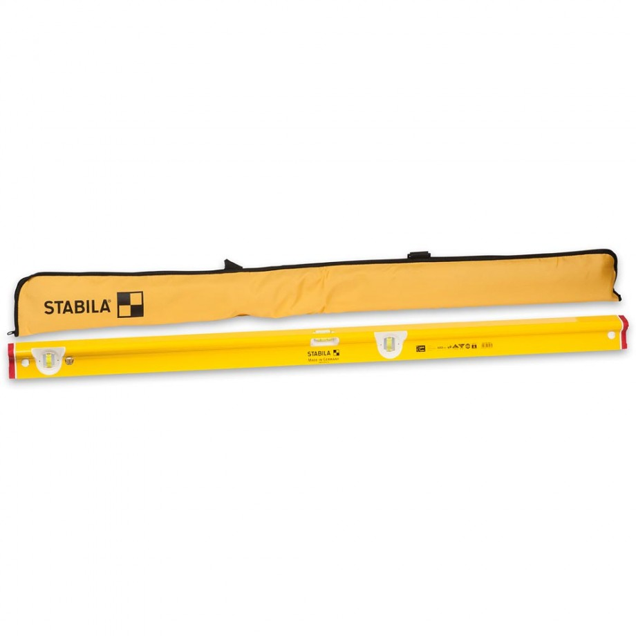 Stabila 120cm R-Type Level & Padded Bag