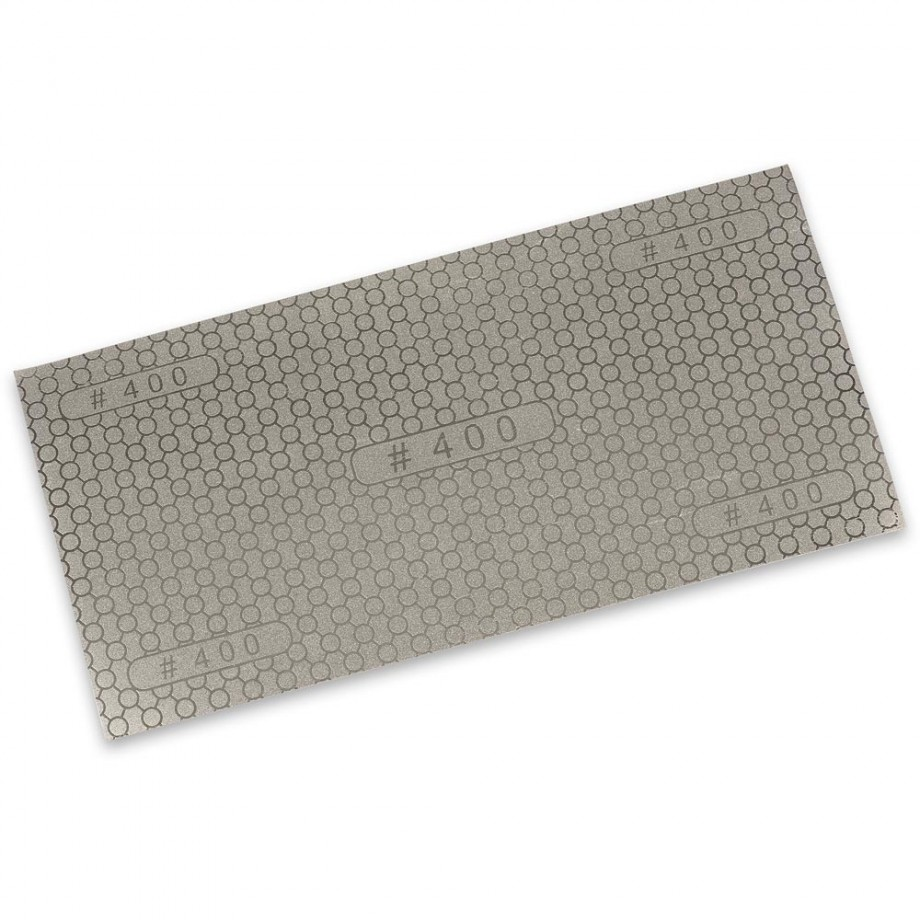 Axminster Diamond Sheet 400g