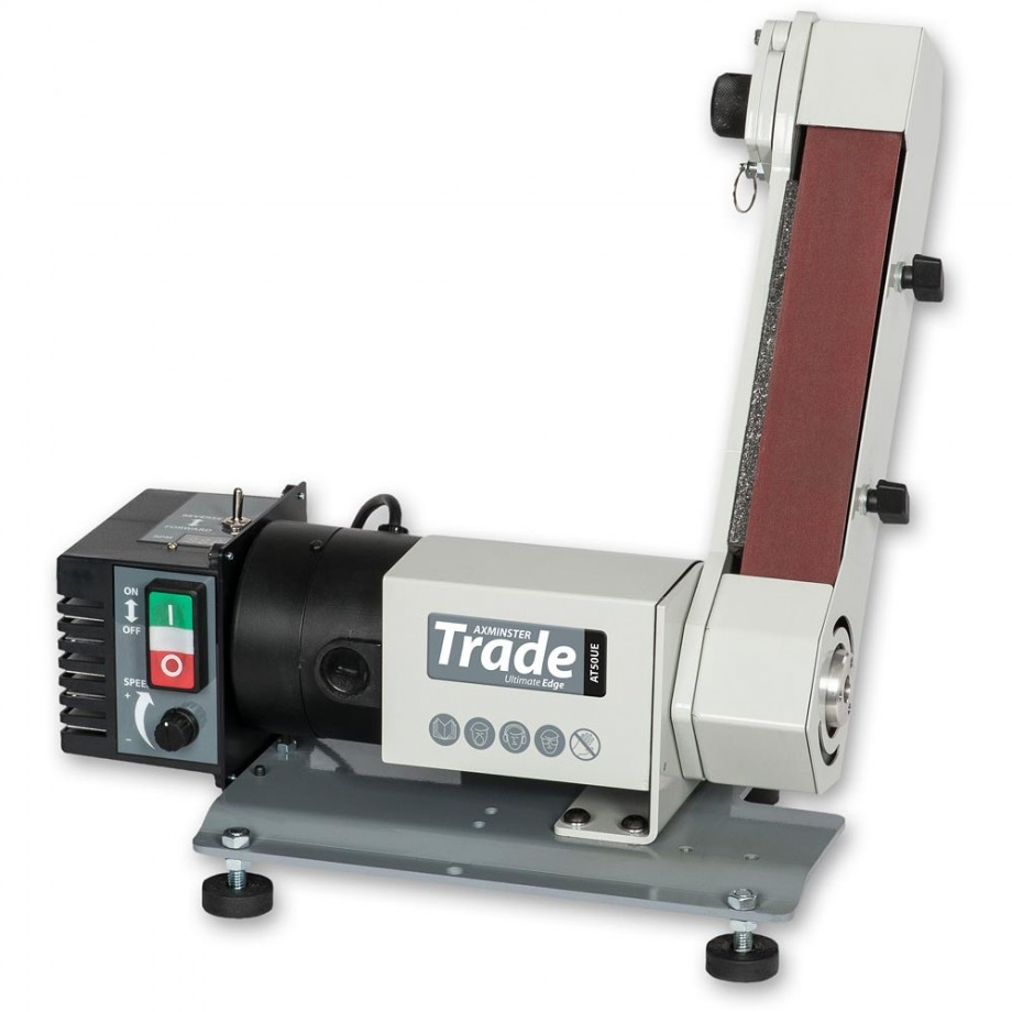 Axminster Trade Ultimate Edge Deluxe Variable Speed Sharpening System
