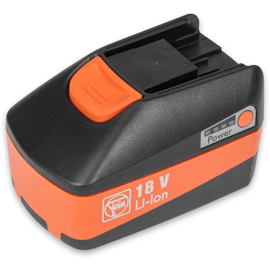 FEIN Battery Li-Ion 18V (5.0Ah)