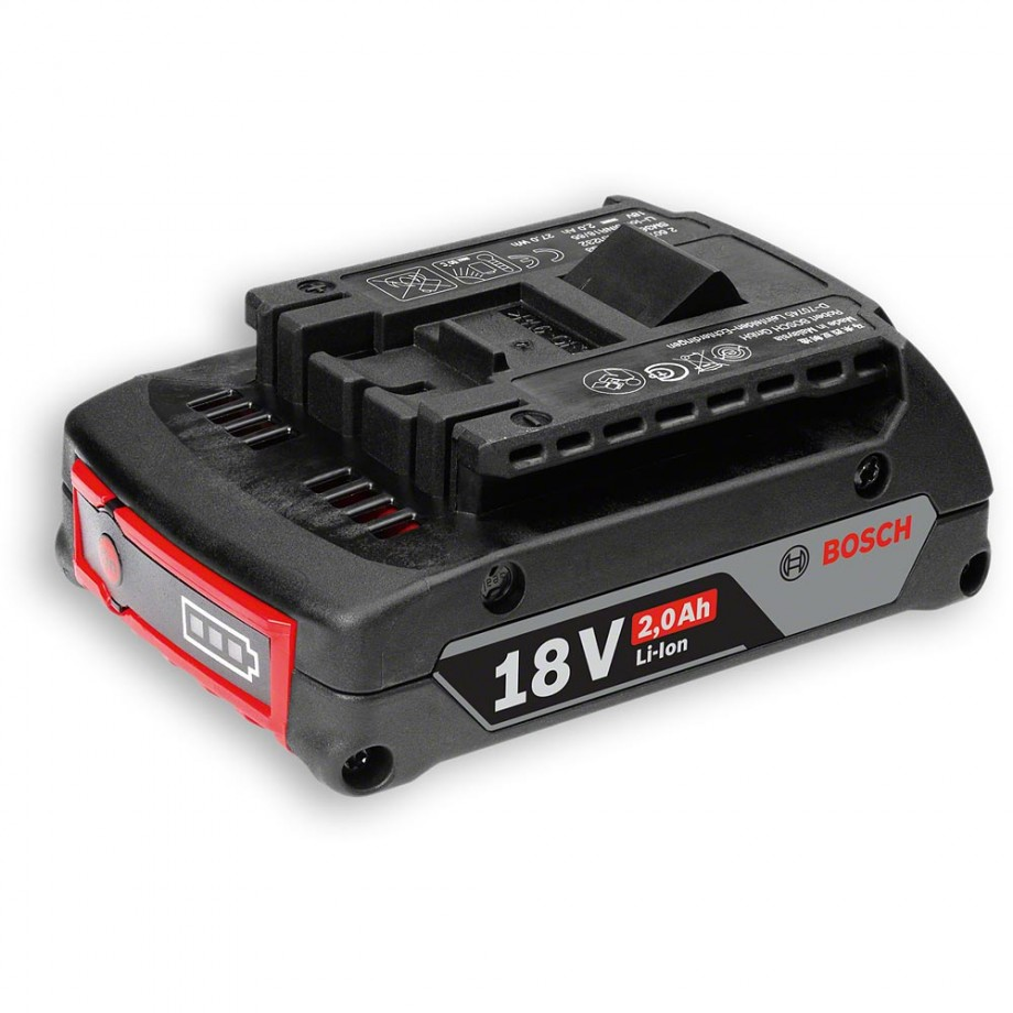 Bosch CoolPack Li-Ion Battery 18V (2.0Ah)