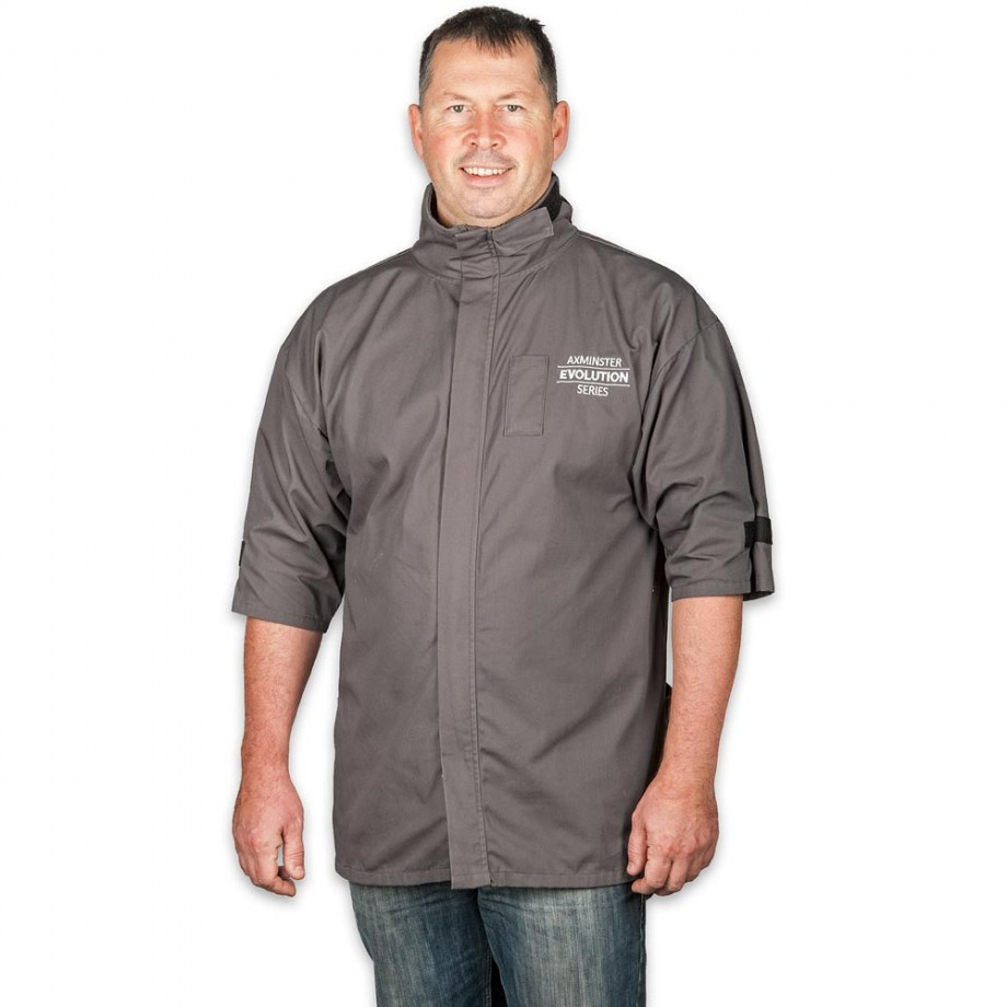 Axminster Evolution Series Woodturner's Smock - Medium