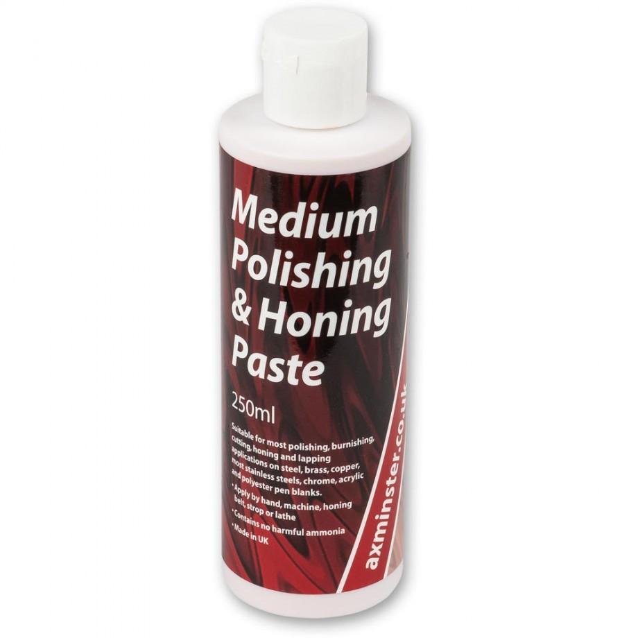 Medium Polishing & Honing Paste 250g