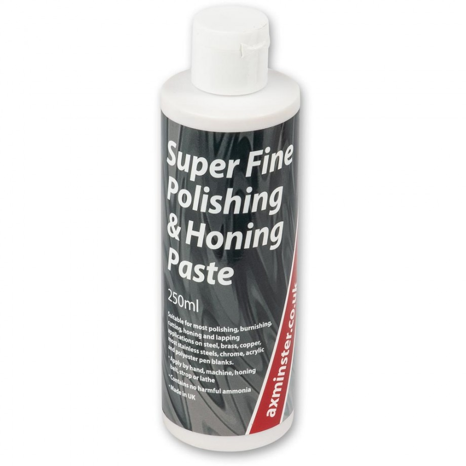 Super Fine Polishing Amp Honing Paste 250g Sharpening