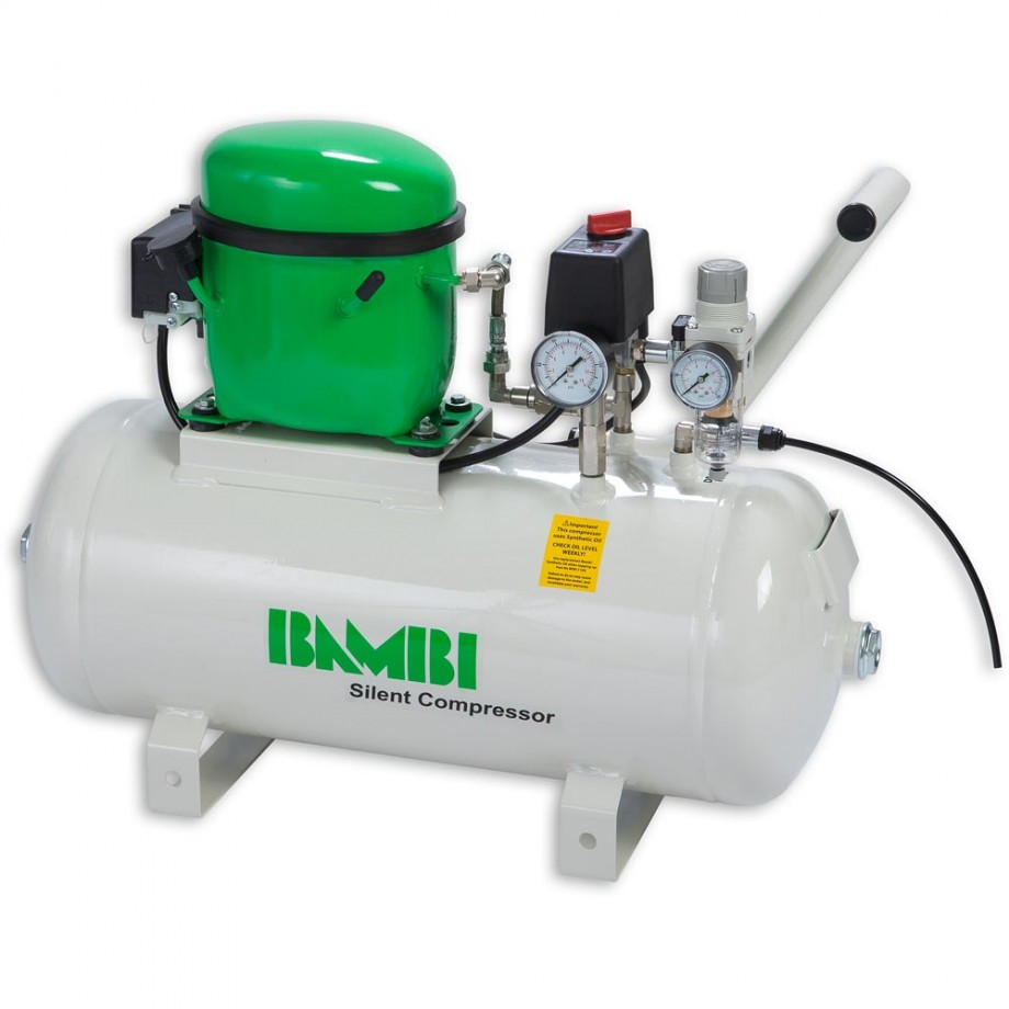 Bambi BB24 Silent Compressor