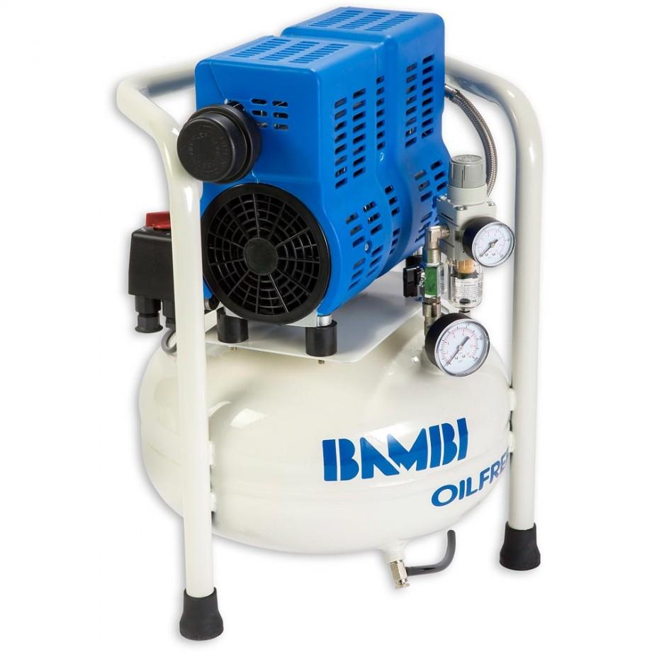 Bambi PT15 Oil Free ULN Compressor