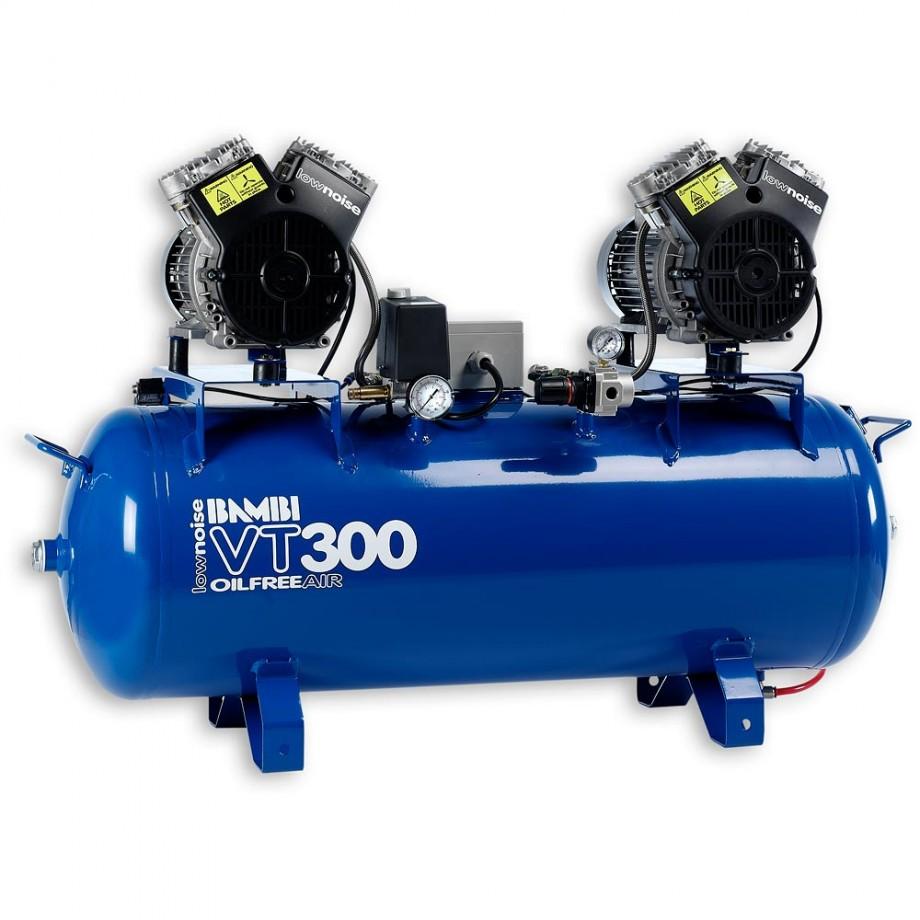 Bambi VT300 Oil Free ULN Compressor