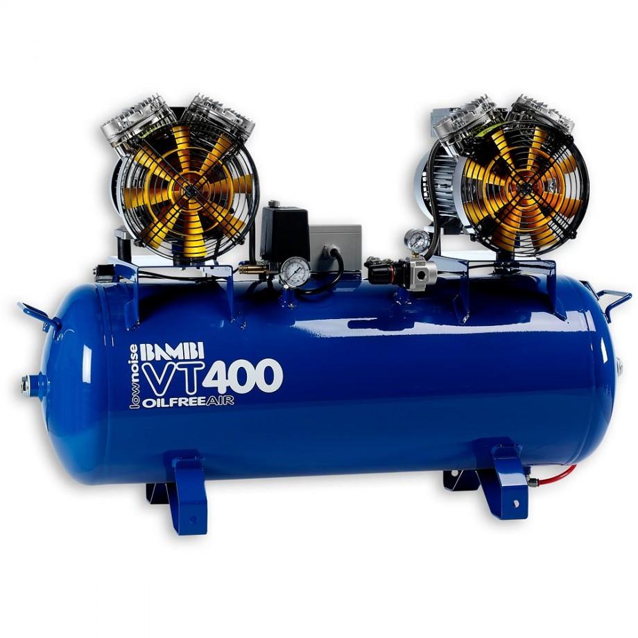 Bambi VT400 Oil Free ULN Compressor