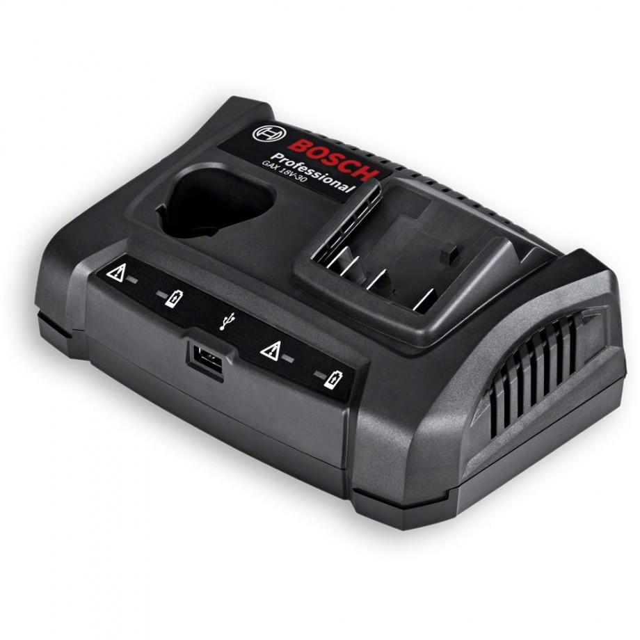 Bosch GAX18V-30 Dual Charging Bay 10.8-18V
